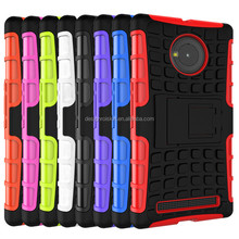 hybrid mobile phone case for Micromax Yu Yuphoria with kickstand