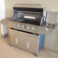 Industrial Kebab Making Machine/Gas Chicken Grill Machine