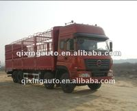 China brand new 8*4 cargo truck/vans for sale