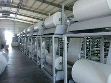 80gsm 6*6mesh light weight pp woven fabric .waterproof pp woven bag fabric