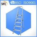 Super ml-404 del hogar 4 pasos escalera de aluminio