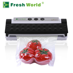 Portable easy operate kitchen&out side food keeper handhel vacuum sealer fresh food vaccum pump and sealer