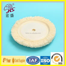 Single-Side Buffing And Polishing Lamb Wool Pad