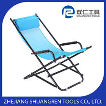 Fashionable designer double seat beach chair with umbrella
