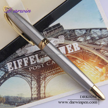 High value brand exclusive heavy metal roller pen for gift