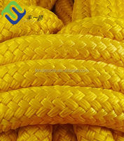 Factory manufacture custom diamond braided 4mm cheap nylon rope for wholesale