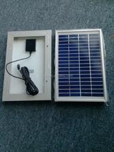 5W 12V poly solar panel(285*185*17mm)