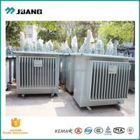 Professional transformer manufacturer 11kv 33kv Oil power transformer for electric power distribution