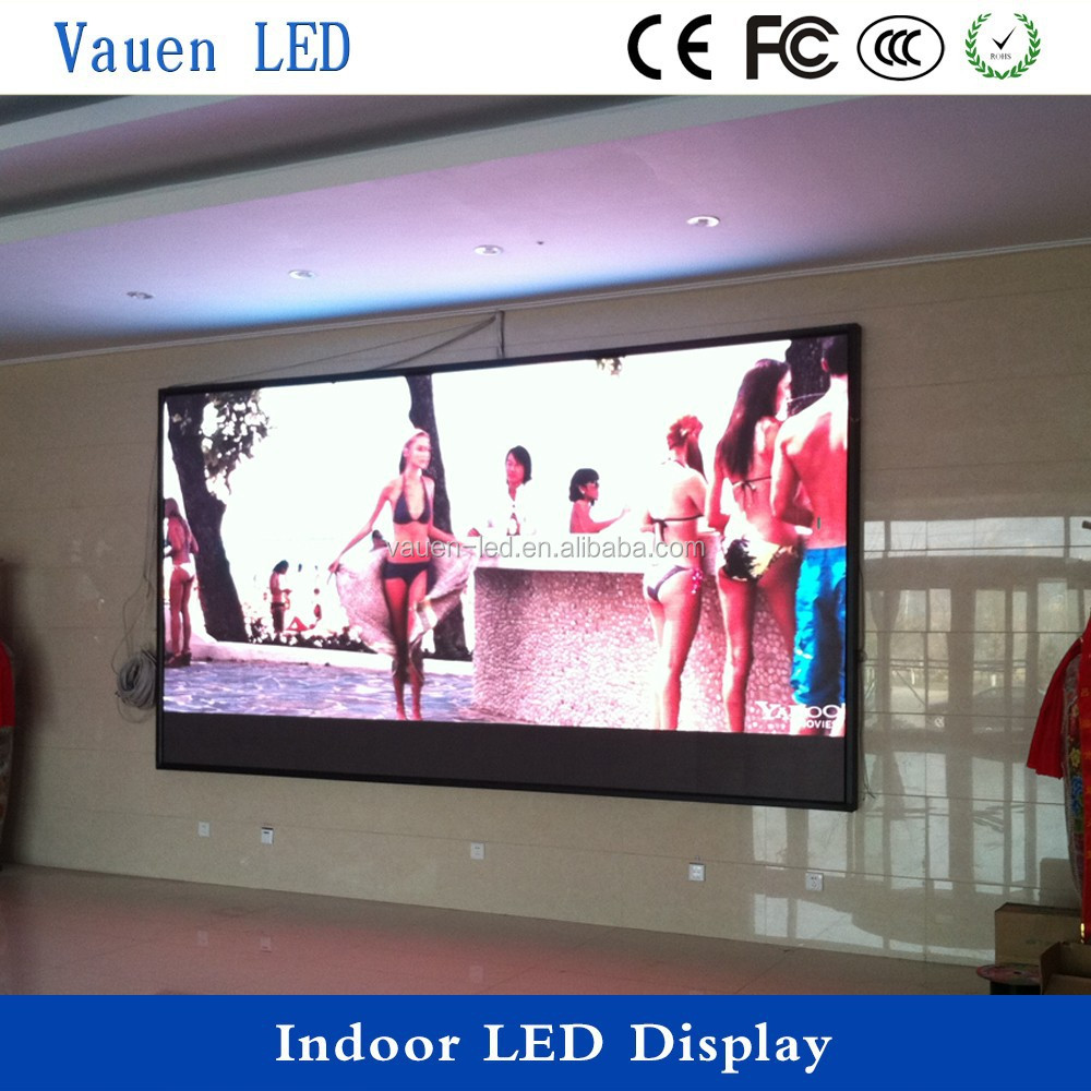 indoor led display screen/ stage led panel/ indoor rental led stage TV ...