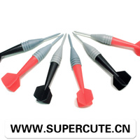 Hot New Products For 2014 Dart Shape Wholesale Cheap Promotional Decorative Fruit Serving Fork
