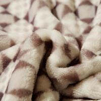wholesale printed felt flannel fabric