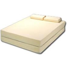 cheap zip hard custom size memory foam mattress