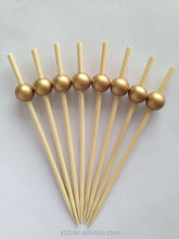 bamboo party skewer