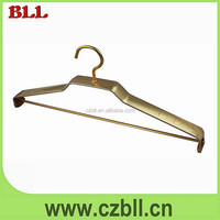 Baililai economic metal doll clothes hangers wholesale