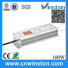 LPV-80-24 IP67 CE ROHS 80w led waterproof power supply