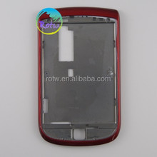 wholesale for blackberry 9800 mobile phone front housing red