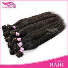 5A grade brazilian human hair remy virgin human hair extension unprocessed