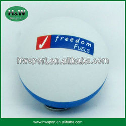 high quality hollow rubber bounce ball