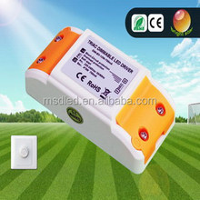 220-240V input voltage and output power 350mA dimmable led driver