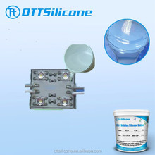 Free samples!! Transparent electronic potting silicone/(silicon) rubber for electric parts
