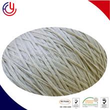 Shanghai manufacturer wholesale cheap acrylic nylon tube yarn for sweater yarn knitting