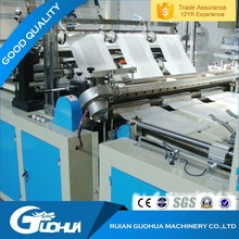 China alibaba supplier polythene bag making machine