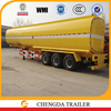 3 axle oil tank trailer for carrying oil and other liquid