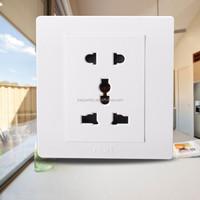 2015 hot sale 5 pin socket, socket of 2 pin + 3 pin multi socket