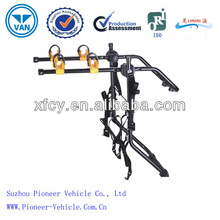 Best Selling Steel Trunk/SUV/Car Mounted SUV Bike Carrier/Rack/Stand China Factory (ISO TUV SGS Approved)