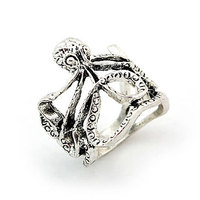 Fashion Boys Long Alloy Rings SP-JZ-62690 Turkish Cheap Men Silver Gold Finger Rings