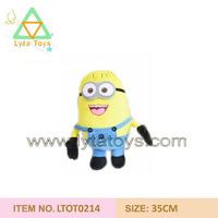 Wholesale Despicable Me Minion Plush Toy Cheap