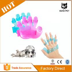 Five fingers Dog Bath Brush, Pet Brush, Dog Brush