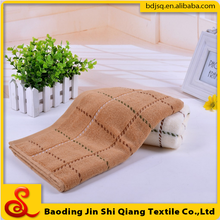 100% cotton cheap jacquard dobby lint-free European style towel