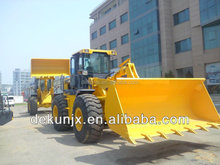 China Supplier 3tons Loading Changlin Brand New Wheel Loader With Low Price