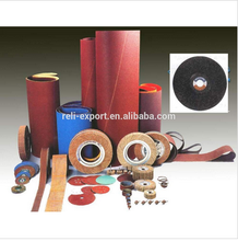 Abrasive sanding belt for metal &TRADE ASSURANCE