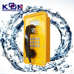 4G Base Station China Factory Internet Powered LCD Outdoor Waterproof Telephone