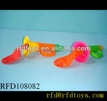 Trumpet with balloon toys/promotion toys