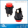 UL approved spst red push button switch