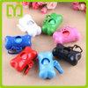 Yiwu Zhejiang supplier promotion low MOQ fabric dog waste bag dispenser