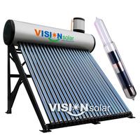 Durability Super vacuum tube solar water heater price in india market