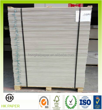 1mm 2mm 3mm thickness grey card board