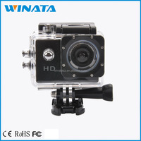 Factory Wholesales Sj4000 Waterproof Hd Action Camera with 2.0 inch screen
