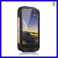 5 inch IPS Big Screen Smart Phone/1280*720 PX/Waterproof+Shockproof/8MP/4G LTE GPS BT WIFI FM/Quad Core Rugged Phone Mobile