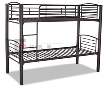 School college dorm loft bunk beds /steel adult college bunk bed with safe ladder /commercial school furniture dormitory beds