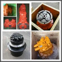 Excavator travel motor assembly,for Case final drive,Kobelco,Hitachi,Volvo,Hanix,Hyundai,Doosan,Mitsubishi,Samsung,Airman,Gehl,