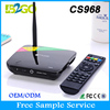 Wholesale CS968 quad core rk3188 bluetooth cloud ibox full hd 1080p porn video android tv box