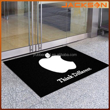 logo mat with famous brands