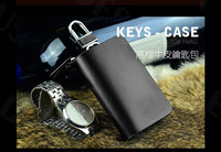 Simple design Auto key holder , Car key wallet for Mazda Honda Jaguar Mitsubishi