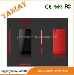 customized phone 5inch IPS 540*960 MTK6582 quad core 3G smartphone android 4.4 mobile phone