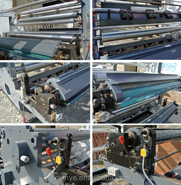 China Best Quality Four Color Flexo Printing Machine Supplier